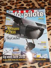 REVUE - INFO-PILOTE n° 647, fév. 2010 - Tecnam P2008