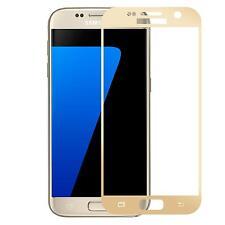 3D Curved Glasfolie für Samsung Galaxy S7 Panzerglas FULL SCREEN Glas Folie