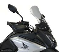 Honda NC750X 16 18 Flip Touring Windshield Shield Gray 450mm - Powerbronze C