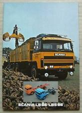 scania brochures | eBay