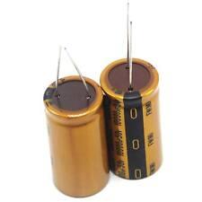 2pcs Japan Nichicon FW 10000UF 50 V 25*50mm Audio Elektrolytkondensator