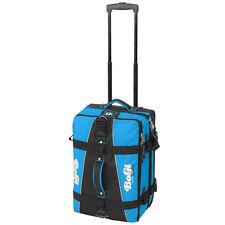 BoGi Bag Reisetrolley Koffer Tasche Blau 40L Bordingcase Kabinenkoffer weekender