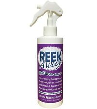 JAWS REEK AWAY Chlorine Odor Eliminator Eco Friendly Swimsuit Wetsuit Cleaner 8z