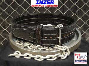 Inzer Advance Designs-13mm 1 Prong Buckle Belt