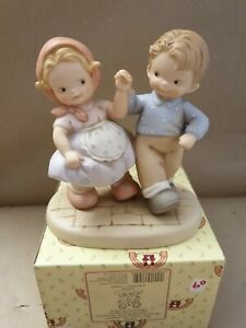 """Mabel Lucie Attwell, memories of yesterday 1997 """" may I have this dance"""""""".New-"""
