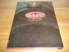 libro Bugatti By BORGESON The Dynamics of Mythology GRIFFITH Osprey 1st