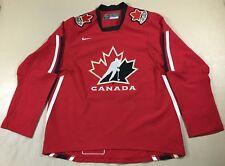 Vintage Hockey-Team Canada Nike Jersey SizeL