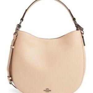 NWT COACH Glovetan Nomad Hobo Handbag