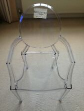 Philippe Starck for Kartell Louis Ghost Chair - Crystal