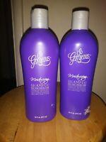 So Gorgeous Lot Of 2 Long Strong Hair Moisturizing Shampoo USA 16 oz Pair New
