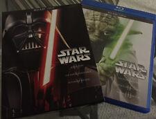 Star Wars Saga Complete 1-6 DVD Set Episodes I,II,III,IV,V,VI (NO Blu-ray Discs)