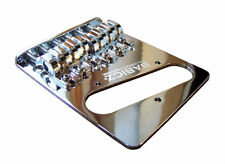 Babicz Full Contact Hardware Telecaster Bridge Chrome FCHTELECH