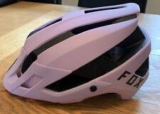 Womens Fox Flux Mountain Bike Helmet L/XL 59cm to 63cm