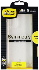 OtterBox SYMMETRY Series CLEAR Case for Samsung Galaxy S20 / S20 5G - Stardust