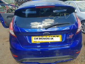 FORD FIESTA 1.6 ST3 2012 2013 2014 TAILGATE BREAKING SPARES