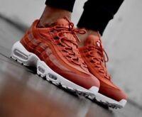 Nike Air Max 95 Premium SE Herren Sneaker Schuhe 924478-200 Brau Neu Gr.45