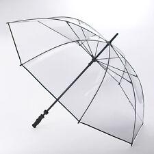 Fulton Clearview XL Dais TRANSPARENT Parapluie de golf