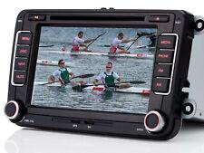"""7"""" HD Autoradio Navi GPS DVD USB Bluetooth Für VW Golf 5 6 Passat EOS Seat Skoda"""