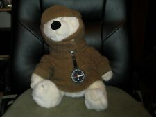 1998 Gund limited edition lands end Robert E Beary explorer clothes fit reborn