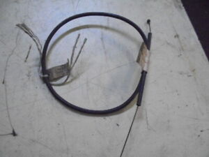 Ford Lotus Cortina Mk II Throttle Cable