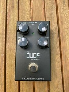 J. Rockett Audio Designs Dude Overdrive (V1)