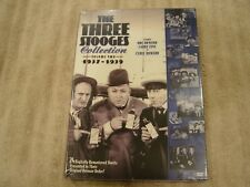 The Three Stooges DVD The Three Stooges Collection 1937 - 1939 NEW