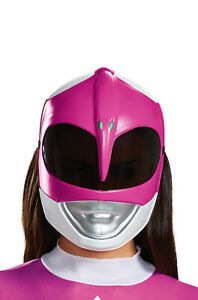 Mighty Morphin Power Rangers Pink Ranger Adult Mask