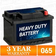 For Fiat Brava Bravo - Car Battery 065 12V 55Ah 450A L:242mm H:175mm W:174mm