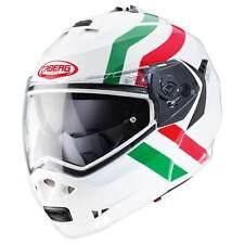CABERG Duke II Super Legend plegable casco de termoplástico-italia blanco rojo verde