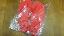 More details for bacardi breezer flip flops orange size38 uk5 birthday christmas gift free uk p&p