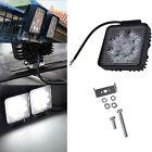 27W LED Work Light Spot Offroad Fog Driving 4X4 For Jeep Truck Boat ATV Bar GA