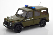 1:18 iScale Mercedes G-Class W463 Military Police 2015