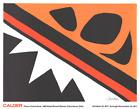 ALEXANDER CALDER La Grenouille et la Scie (large) 25 x 32 Lithograph 1971 Surrea