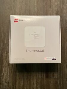 Powerley Thermostat Smart Thermostat Z Wave Plus Model T1.0