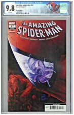 Amazing Spider-Man 57 CGC 9.8 2nd Second Printing Edition Marcelo Ferreira Cover