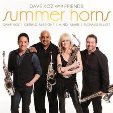 Dave Koz - Summer Horns [New CD]