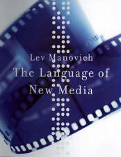 The Language of New Media by Manovich, Lev