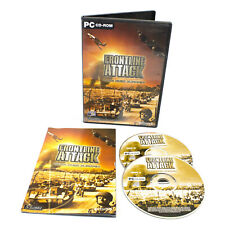 Frontline Attack War Over Europe for PC CD-ROM by Eidos, 2002, VGC, CIB
