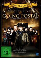 GOING POSTAL DVD Terry Pratchett David Suchet New R2 UK Compatible Release
