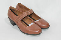 puresole leather maryjane shoes pick size color new