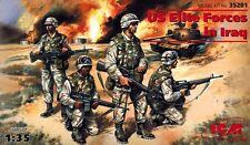 ICM 35201-us Elite Forces en Iraq-soldats américains - 1:35