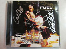 FUEL~SUNBURN 1998 CD AUTOGRAPHED BY ENTIRE BAND 100% AUTHENTIC VG++ BK 68554