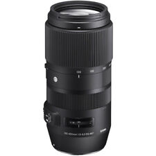 Sigma 100-400mm f/5-6.3 DG OS HSM Lens - CANON Full Frame - 4 YEAR WARRANTY