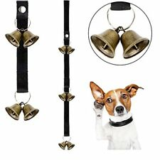 Whale Dog Potty Bells Adjustable Puppy Doorbells for Dog Training and