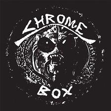 "Chrome-Chrome BOX (8cd+7 ""singola) 9 CD NUOVO"