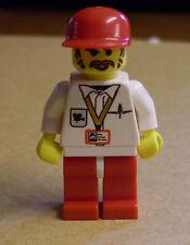 Lego Studios personaje-Kamerman cameraman cámara rojo-película Movie figuras nuevo