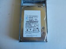 IBM 300GB 15K 4GBPS FC HARD DRIVE FRU 42D0417, 42D0410,  17P8734 WITH CADDY