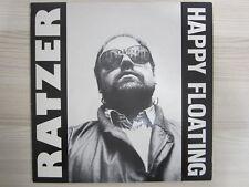 LP / Karl Ratzer – Happy Floating / RST RECORDS / AUSTRIA / RARITÄT /