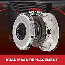 Audi A4 Clutch Kit for 1.9 Tdi+Dual Mass Replacement  Flywheel ( Solid Flywheel)