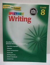 Spectrum Writing, Grade 8 (2002, Paperback) AX119/10